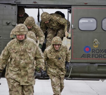 Royal Air Force Reservists