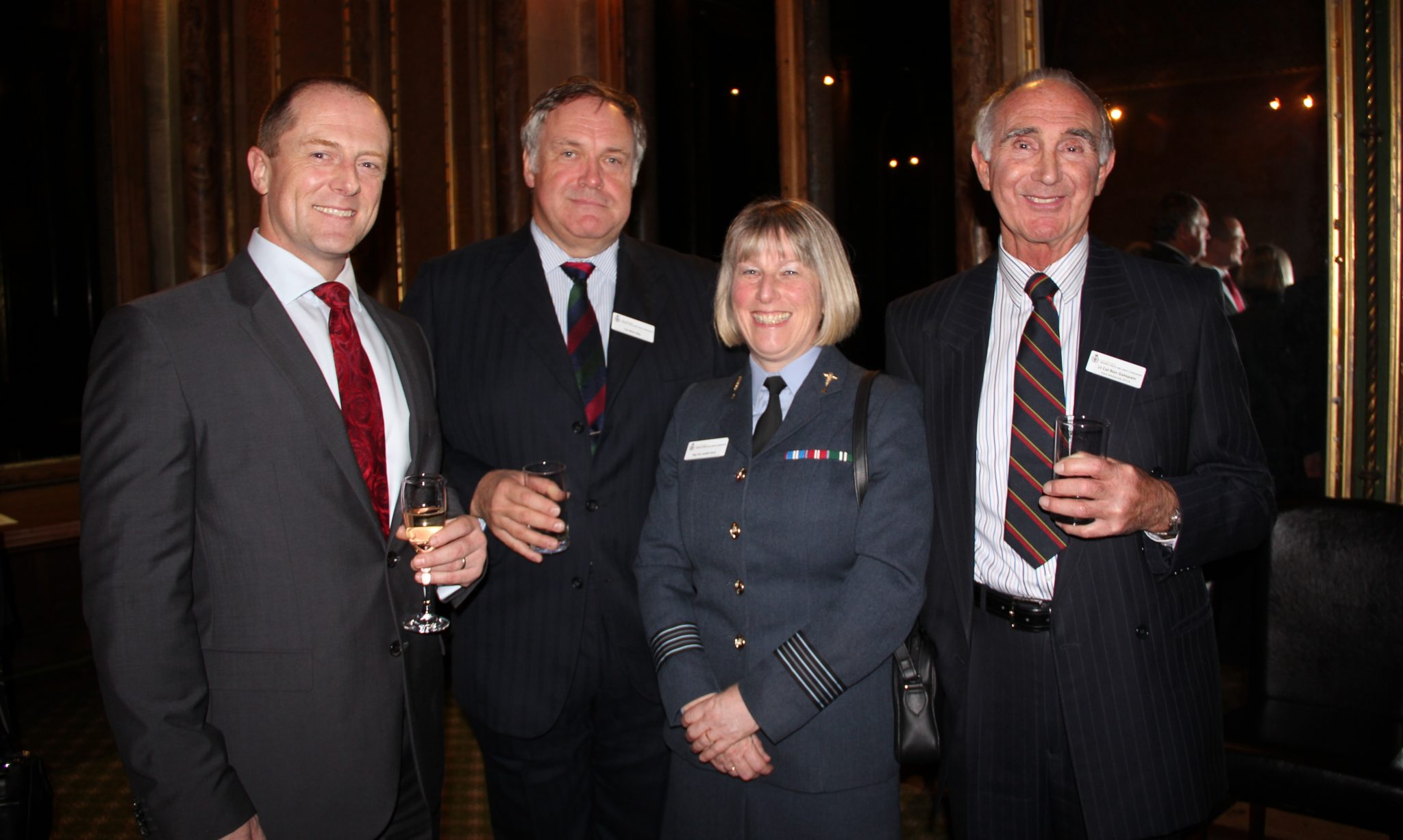 Employer Recognition Scheme Silver Award Event East