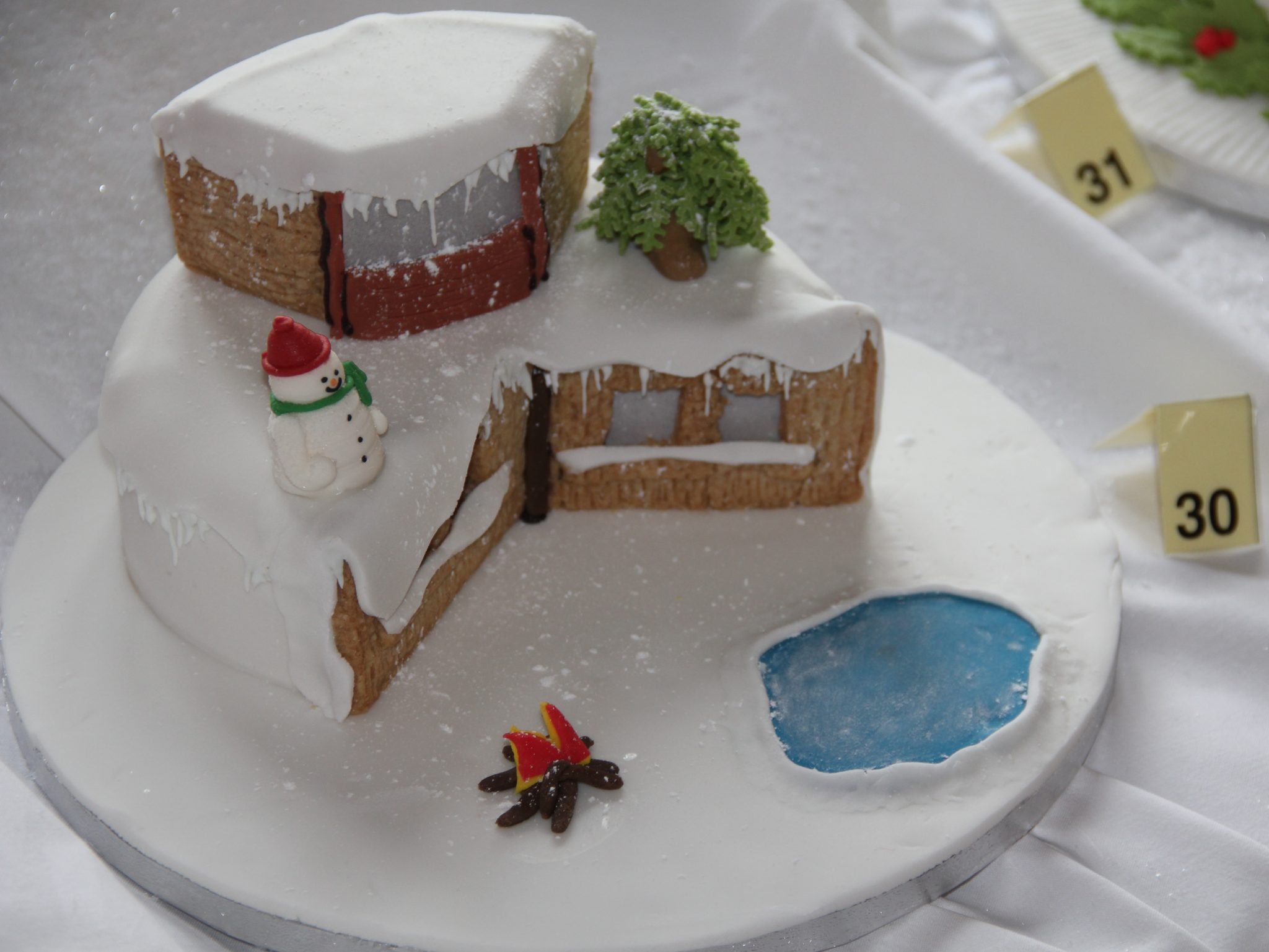 7th infantry brigade and hq east annual christmas cake