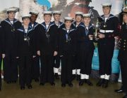 Northampton Sea Cadets' drill team have been crowned the champions for their region.