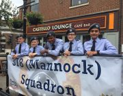 Wellingborough Air Cadet unit seeks new recruits   2. Cadets pictured wi...
