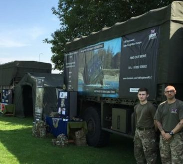 160 (Lincoln) Squadron, 158 Royal Logistics Corps will be among those at the Open Day at Sobraon Barracks