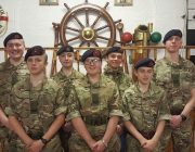 Mansfield Royal Marines Cadets
