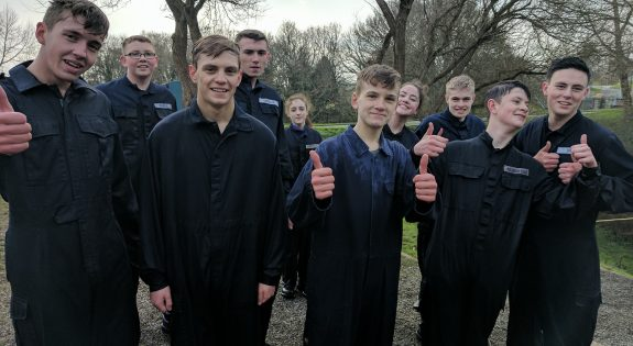 South Leicester Sea Cadets