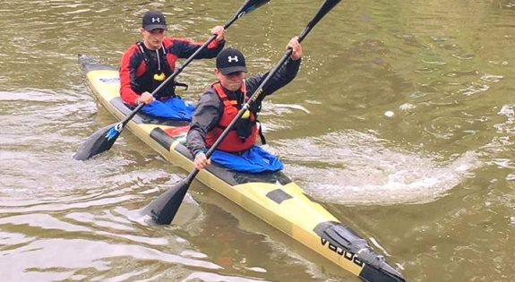 Nottingham Sea Cadets Olympic Hopeful Urges You To Get Involved With National Go Canoeing Week