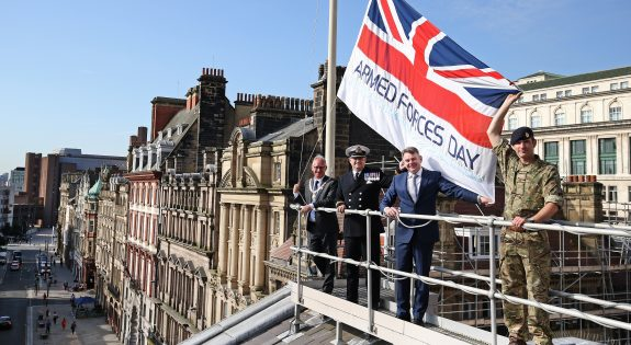 Armed Forces Day Flag LTH 001
