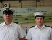 Petty Officer Andrew Maltby and Able Seaman Gary Slater