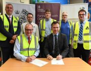 Armed Forces Covenant signing at Travis Perkins PLC