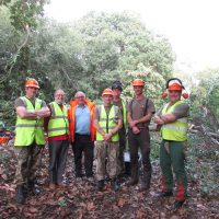 350 Sqn take part in railway project (2)