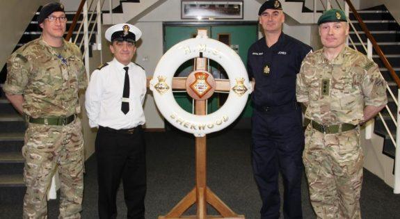 Petty Officer Jason Kingham Petty Officer Jake Jacobs Warrant Officer 1 Sean Jones   Col Jeff Moulton