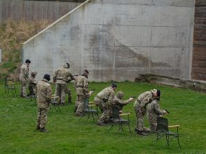 UOTC Weekend Pistol Shooting