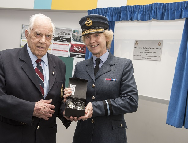 Hinckley Joint Cadet Centre Official Opening | East ...