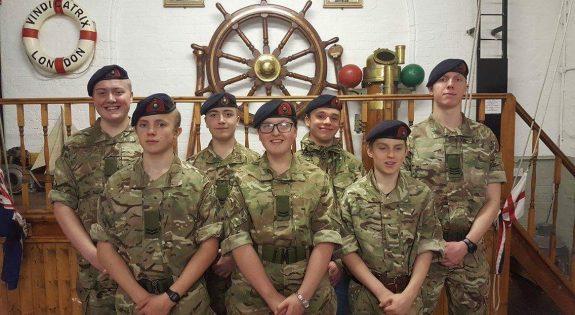 Mansfield Royal Marines Cadets