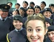 126 (City of Derby) Sqn after the Military Tattoo