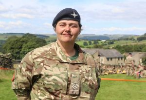 Adult volunteer Sally Anne Feary Lincolnshire ACF