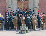 The Nottinghamshire cadets