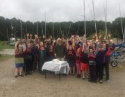 Chesterfield Sea Cadets celebrate 80 years Regatta