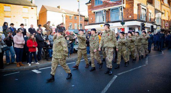 Remembrance Sunday Oakham