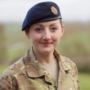 Lt Georgia Allen