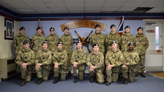 The RAF Section at King's