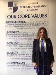 Daria School Uniform