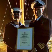 Nott Sea Cadet Humane Award   website