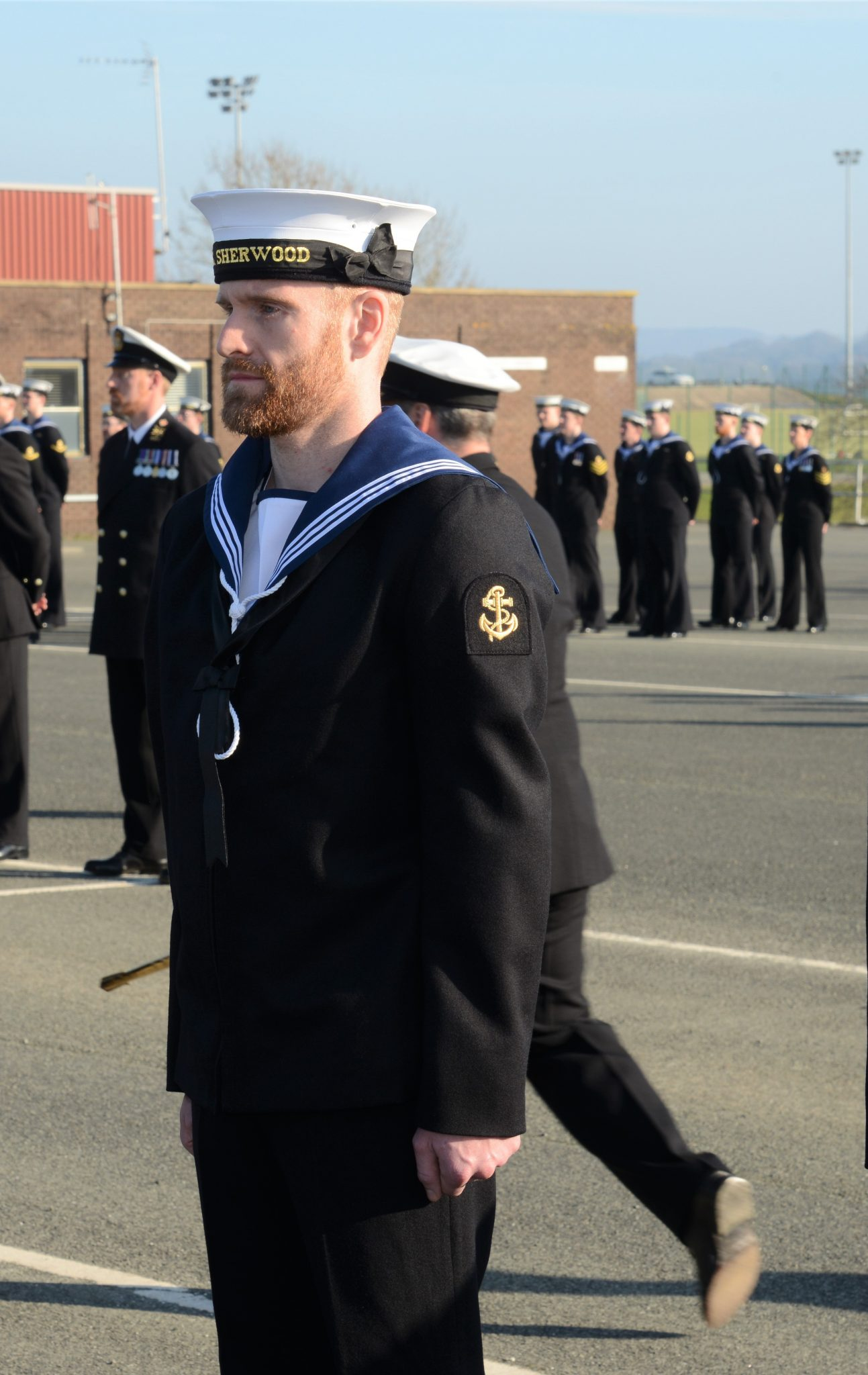 Fawkes pass out parade