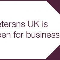 Veterans UK OPEN