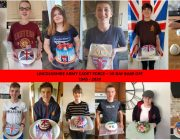 VE Day Bake off