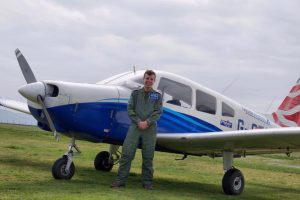 Air Cadet Hunter and plane