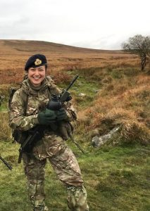 RNR Confirmation Course training on Dartmoor