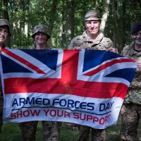 LNRACF on Armed Forces Day