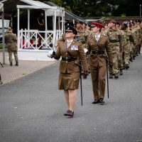 Reserves Pass Out at Grantham