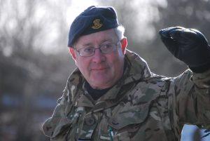 Squadron Leader Thompson