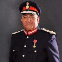 Lord-Lieutenant of Leicestershire Mike Kapur