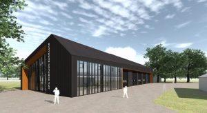 Sobraon Barracks design plan