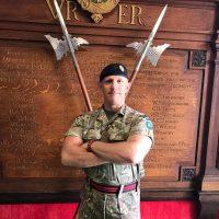 Lt Col Rob Futter