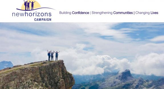 Ulysses Trust New Horizons Fundraising Campaign