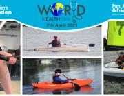 Rushden Sea Cadets World Health Day