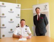 Chief Fire Officer Notts Fire & Rescue and Regional Employer Engagement Director, East Midlands RFCA