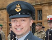 Group Captain Andy Pass MBE