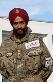 Harjinder Singh Bains