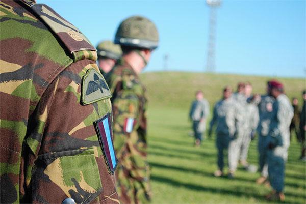 Elite UK Forces