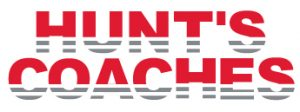 Hunts Coaches logo
