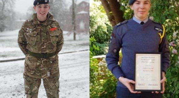 Ex-Cadet Richard Gibbs